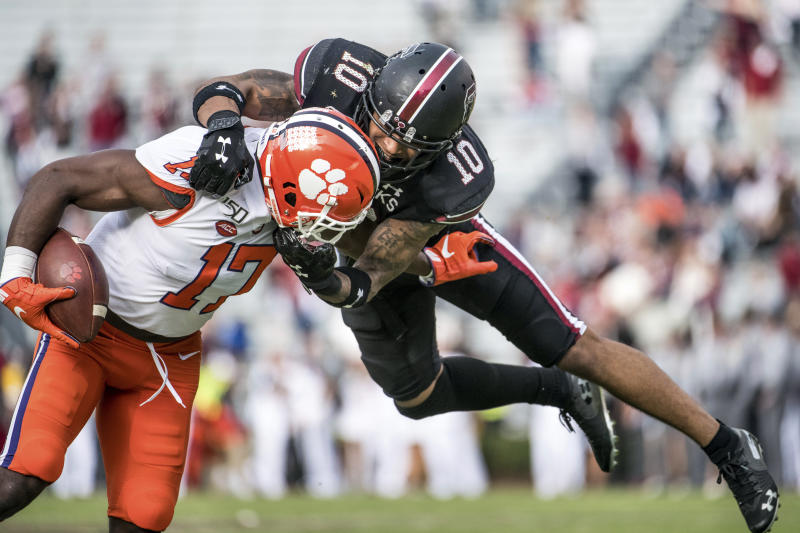 No. 3 Clemson, No. 22 Virginia after next step in ACC game