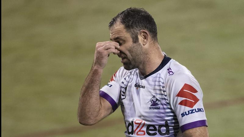 NRL PANTHERS STORM