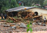 """Sierra Leone environment group Society 4 Climate Change Communication has called the tragedy a """"wake-up call"""""""