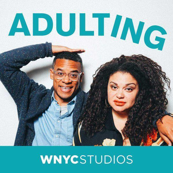 """<p>We get it. Being an adult is hard. When you feel like you just can't even, sit down with comedians Michelle Buteau and Jordan Carlos as they share stories about how they're gettin through it. Friends like Jim Gaffigan and Danielle Brooks join the conversation that feels like a coffee klatch between pals.</p><p><a class=""""link rapid-noclick-resp"""" href=""""https://podcasts.apple.com/us/podcast/adulting/id1071146293"""" rel=""""nofollow noopener"""" target=""""_blank"""" data-ylk=""""slk:LISTEN NOW"""">LISTEN NOW</a></p>"""