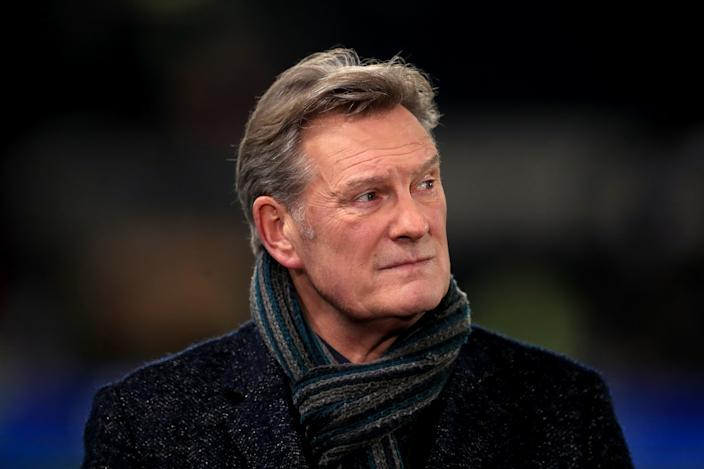 Teelvision pundit Glenn Hoddle (Photo by Mike Egerton/PA Images via Getty Images)