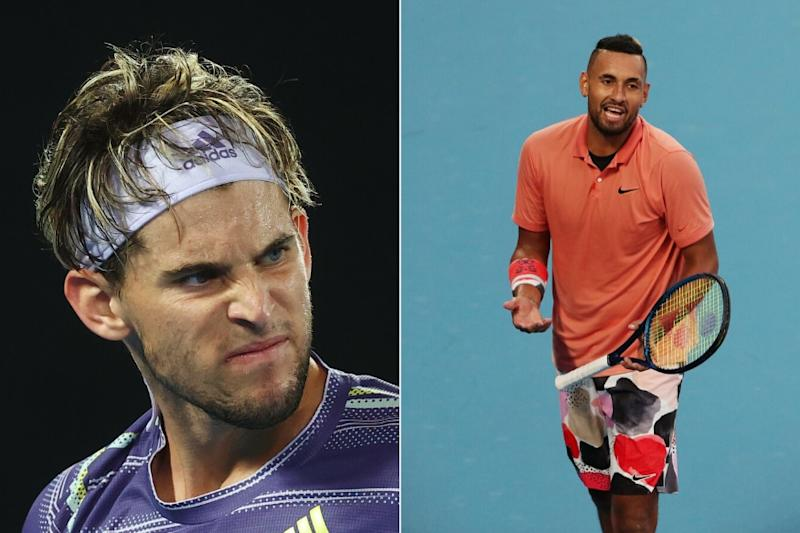 'Certain Opinions from Australia Very Unnecessary': Dominic Thiem Takes a Dig at Nick Kyrgios