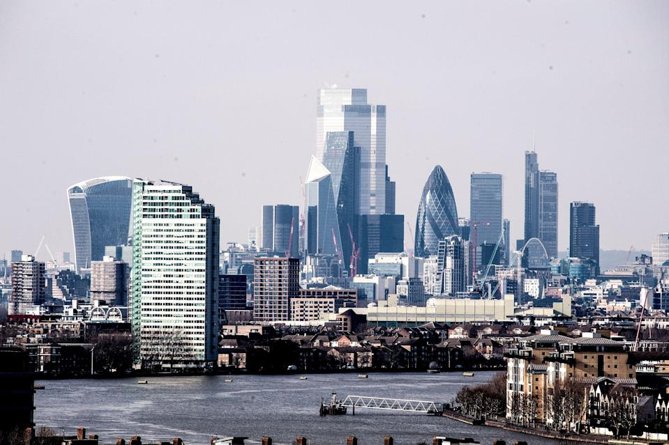<p>Ministers hope the green hub will be a magnet for finance talent from around the world   </p> (PA)