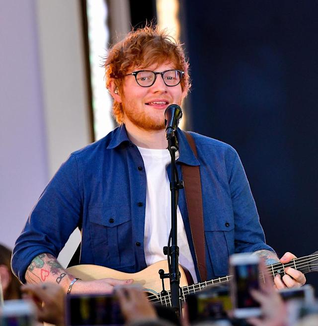 <p>The British pop star was widely expected to be nominated for Record, Album, and Song of the Year, but was shockingly passed over in all three categories. He is, however, up for Best Pop Vocal Album. (Photo: Getty Images) </p>