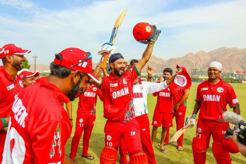 Oman Announces 15-Member Squad For The T20 World Cup 2021