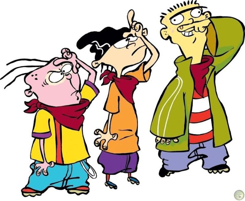 With a 10 year-run on the Cartoon Network, Ed, Edd 'n' Eddy was (and probably still is) one of TV's best cartoons. Set in a neighbourhood in perpetual summer these boys with identical names, with a commendable persistence, attempted to scam the other cul-de-sac children out of their allowances using various schemes. Full of vibrant colours and questionable fashion trends, Ed, Edd 'n' Eddy taught us a lot about life as an adolescent while reassuring us that our pre-teen years could always have been much worse.