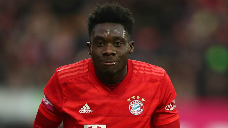 Davies has the potential to be one of the best in the world, claims Bayern coach Hoeness
