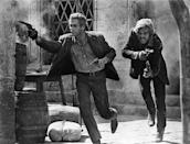 """<a href=""""http://movies.yahoo.com/movie/butch-cassidy-and-the-sundance-kid/"""" data-ylk=""""slk:BUTCH CASSIDY AND THE SUNDANCE KID"""" class=""""link rapid-noclick-resp"""">BUTCH CASSIDY AND THE SUNDANCE KID</a> (1969) Directed by: <span>George Roy Hill</span> <br>Starring: <span>Paul Newman</span>, <span>Robert Redford</span> and <span>Katharine Ross</span>"""