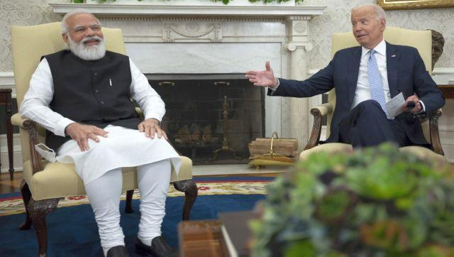 Prime Minister Narendra Modi met with United States president on Friday for bilateral talks, a first after Joe Biden took charge in January this year. The meet comes after the two leaders spoke to each other over the phone multiple times and also attended a few virtual summits together, including that of the Quad collective -- US, Japan, Australia and India -- in March hosted by the US president. AFP