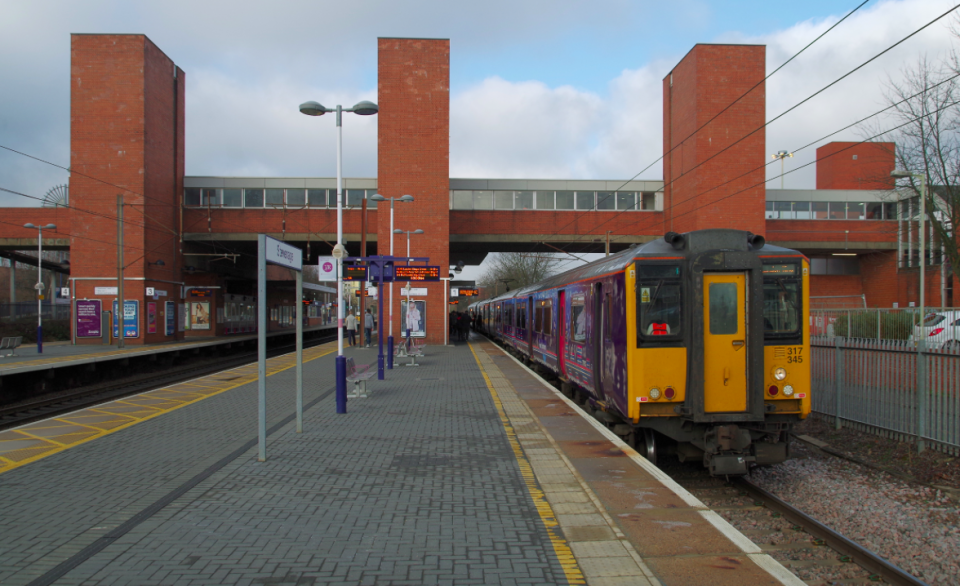 <em>The incident took place at Stevenage railway station where a sting operation to capture the suspected paedophile was set up (Wikipedia)</em>
