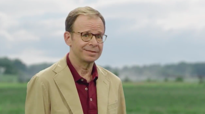 Rick Moranis stars in Mint Mobile advert (Credit: Twitter)