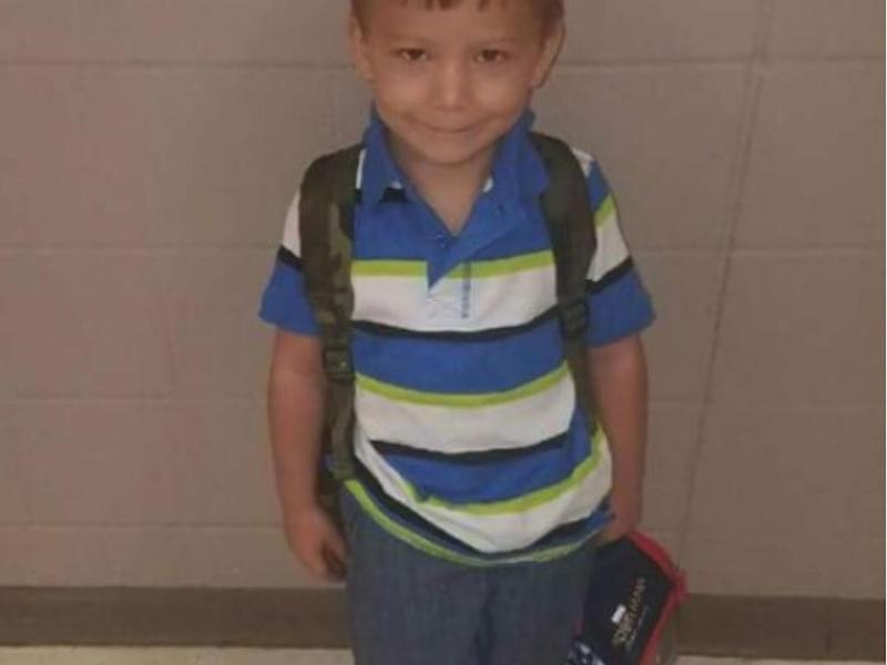 The 5-year-old has been stuck in the hospital since the shooting: GoFundMe