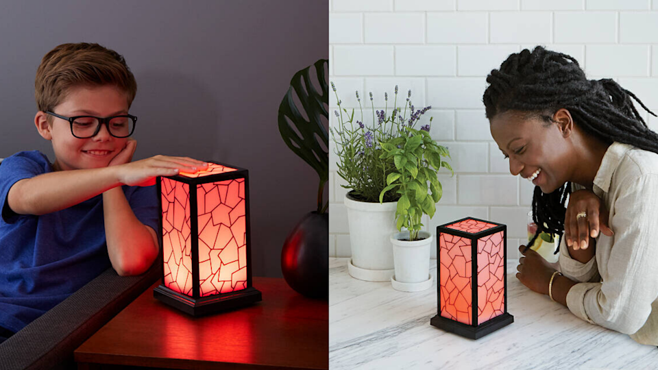 Stay in touch with these Long Distance Friendship Lamp (Photo: Uncommon Goods)