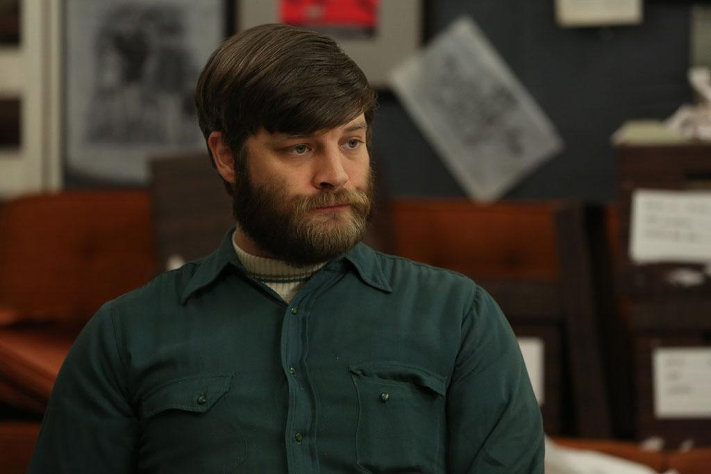 "Stan Rizzo (Jay R. Ferguson) in the ""Mad Men"" episode, ""Man With a Plan."""