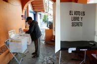 Mid-term election in Mexico