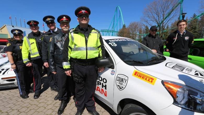 Police aim to curb street racers, stunt drivers across Ontario