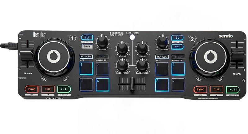This portable controller is party-ready for the DJ in your life. (Photo: Walmart)
