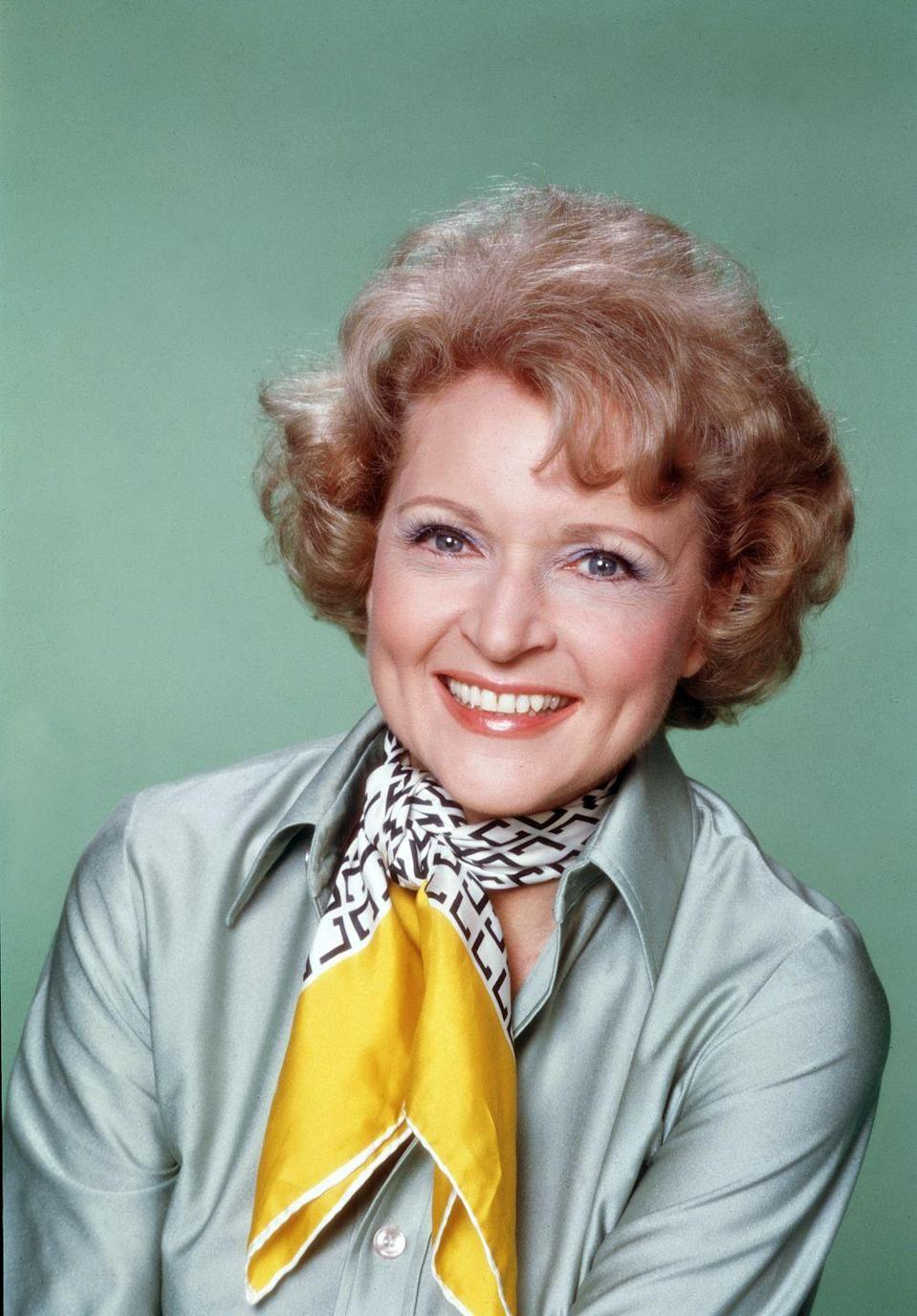 <p>After Betty hung up her hat as Sue Ann Nivens, <em>The Betty White Show</em> returned to television, this time as a sitcom. It ran for one season. </p>