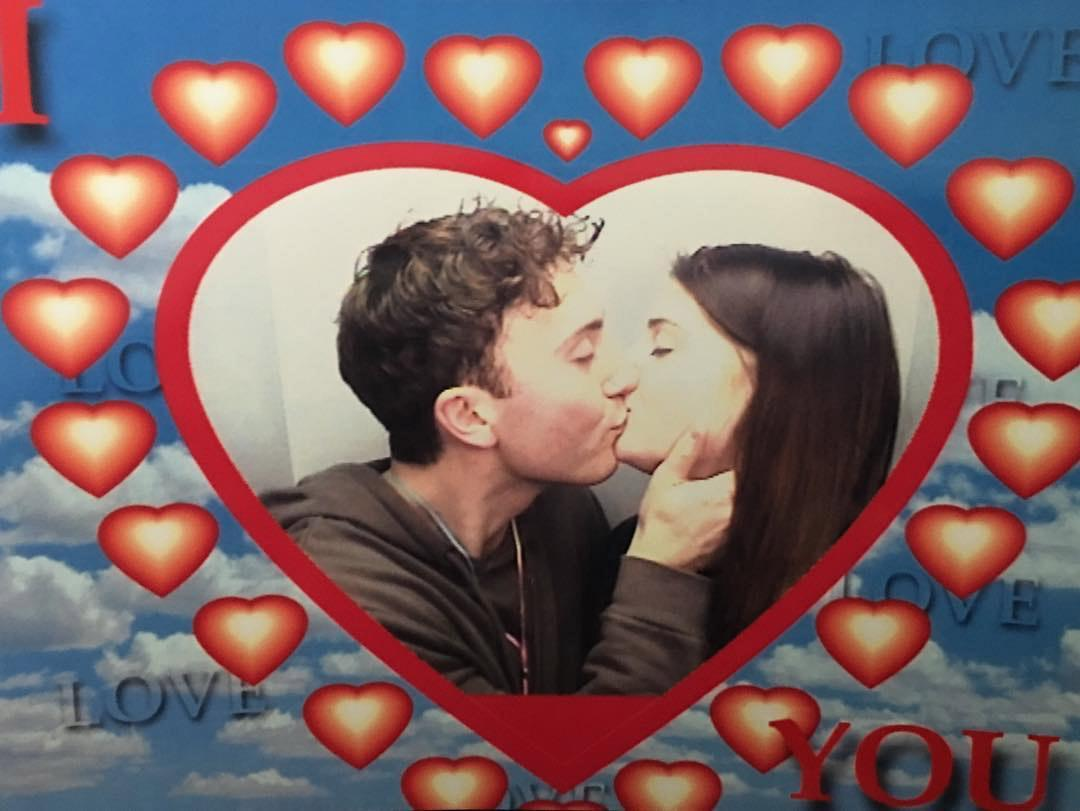 "<p>During Trainor and Sabara's first date, which consisted of bowling and karaoke with another couple, they shared their <a rel=""nofollow"" href=""http://people.com/music/meghan-trainor-boyfriend-daryl-sabara-makes-her-feel-sexy/"">first kiss</a>.  ""He kissed me at the bowling alley,"" Trainor said in <em>Cosmopolitan's</em> May 2017 issue. ""I told my security to step outside 'cause I didn't want to be watched. LOL.""  The ""Dear Future Husband"" singer continued: ""He was the best kisser ever. I know I'm really good at kissing, but I was shocked when he was.""</p>"