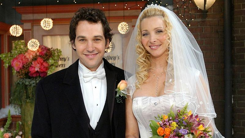 Paul Rudd Says 'Friends' Fans Still Ask Him 'How's Phoebe?'