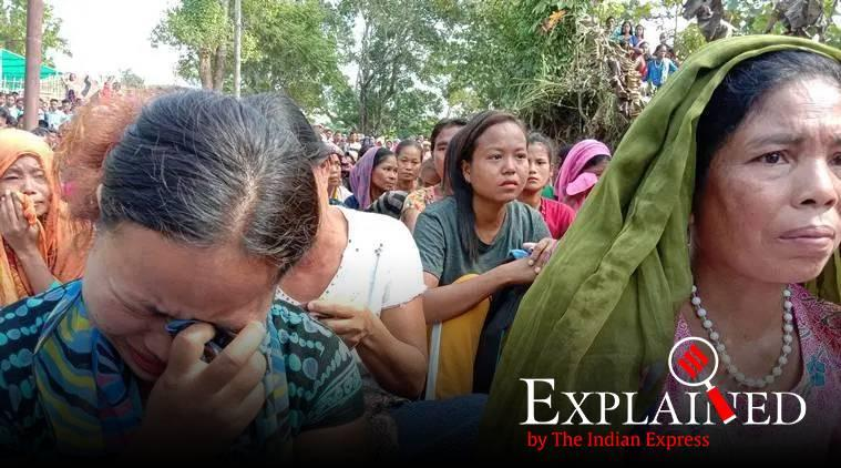 Explained: Who are the Brus in Tripura camps, and why they are not returning to Mizoram