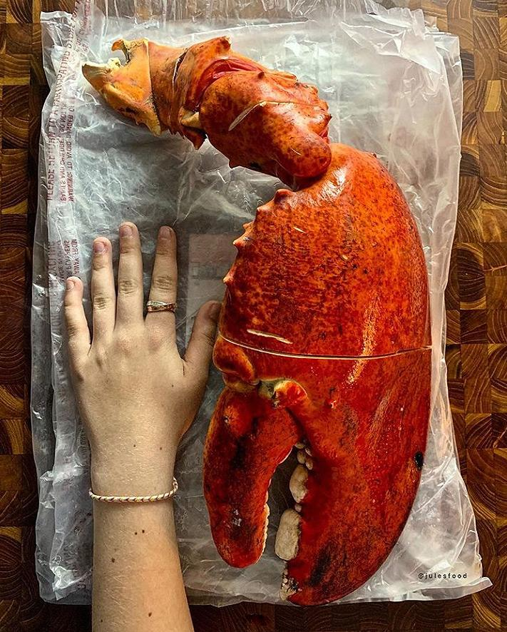 Costco Is Selling Giant Lobster Claws, & Shoppers Are