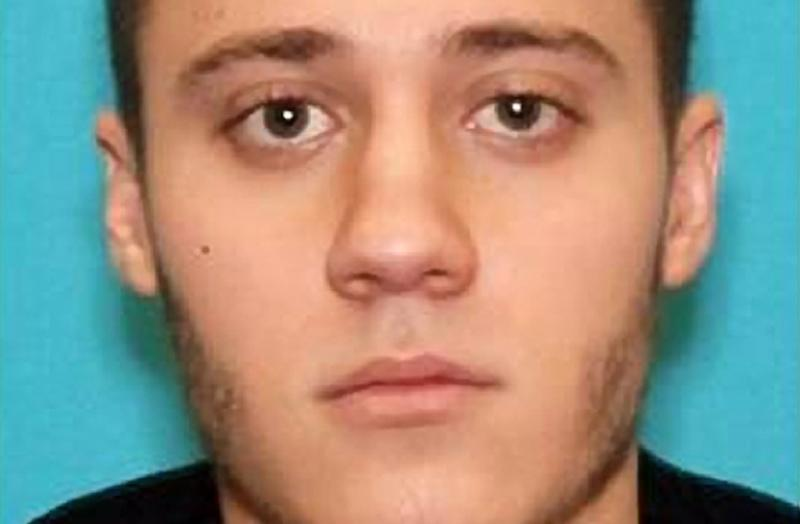 This photo provided by the FBI shows Paul Ciancia, 23. Authorities say Ciancia pulled a semi-automatic rifle from a bag and shot his way past a security checkpoint at the airport, killing a security officer and wounding other people. Ciancia was injured in a shootout and taken into custody, police said. (AP Photo/FBI)