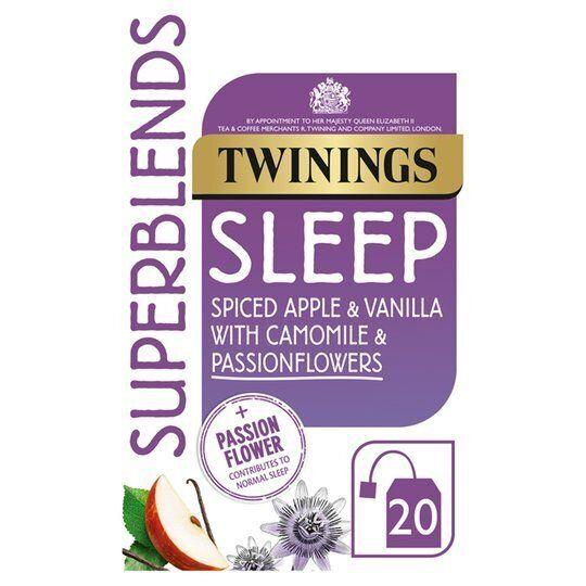Twinings Superblends Sleep, Tesco (Photo: HuffPost UK)