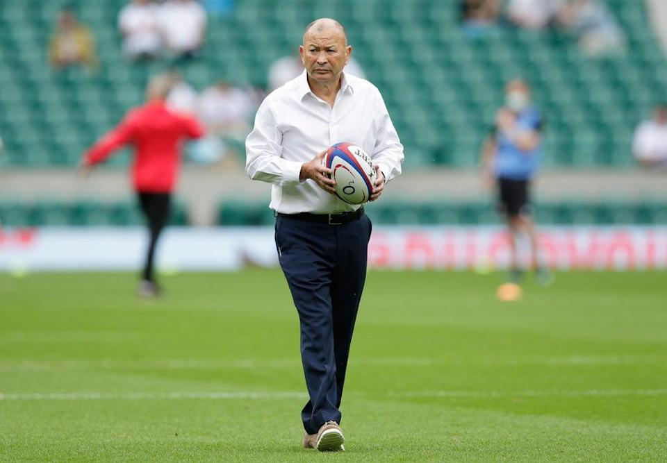 Eddie Jones has said that England's succession plan is not his concern  (Getty Images)