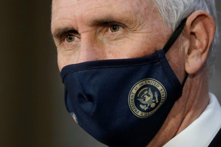 US Vice President Mike Pence has been President Donald Trump's chief defender, but finds himself in a bind as his boss pressures him to overturn election results so that he can remain in power - J. Scott Applewhite © 2019 AFP