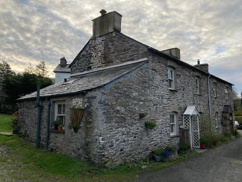 """<strong><a href=""""http://airbnb.pvxt.net/6bb6nV"""" rel=""""nofollow noopener"""" target=""""_blank"""" data-ylk=""""slk:Loveday Cottage, Staveley-in-Cartmel"""" class=""""link rapid-noclick-resp"""">Loveday Cottage, Staveley-in-Cartmel </a></strong><br><br>This rustic cottage in the heart of the Lake District is packed with character, but not old-fashioned: it comes equipped with super-fast internet and a Sonos sound system.<br><br><em>From £189 per night</em>"""