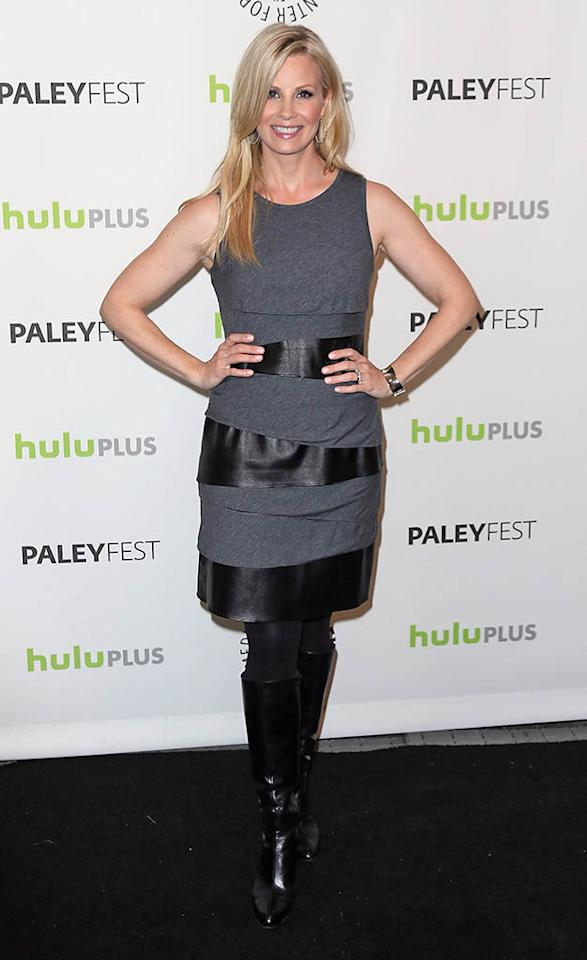 "Monica Potter attends the 30th annual PaleyFest featuring the cast of ""Parenthood"" at the Saban Theatre on March 7, 2013 in Beverly Hills, California."