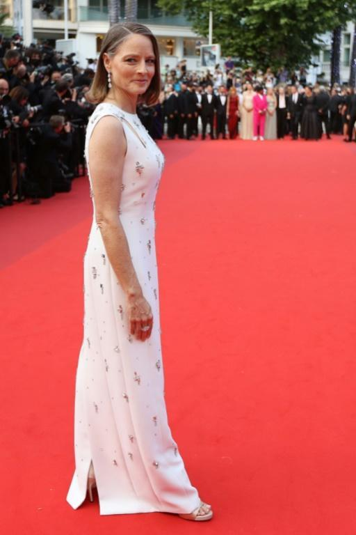 Jodie Foster opened the Cannes festival