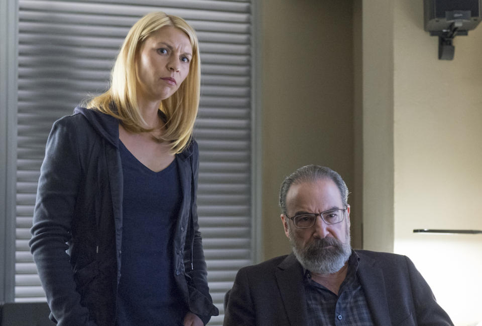 Homeland to end with season eight, confirms Claire Danes