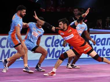 Pro Kabaddi 2018, Bengaluru Bulls vs Bengal Warriors, Match Highlights: Warriors ease past Bulls