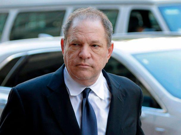 PHOTO: In this July 9, 2018 file photo, Harvey Weinstein arrives for a pre-trial hearing in New York. (Seth Wenig/AP,FILE)
