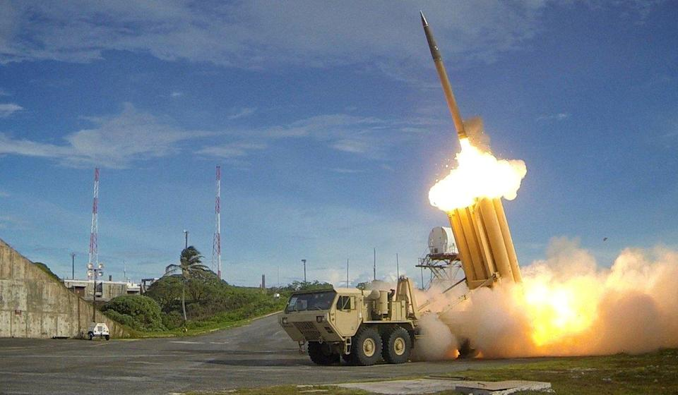 China ends sanctions on Lotte two years after South Korean retailer cedes land to US missile defences