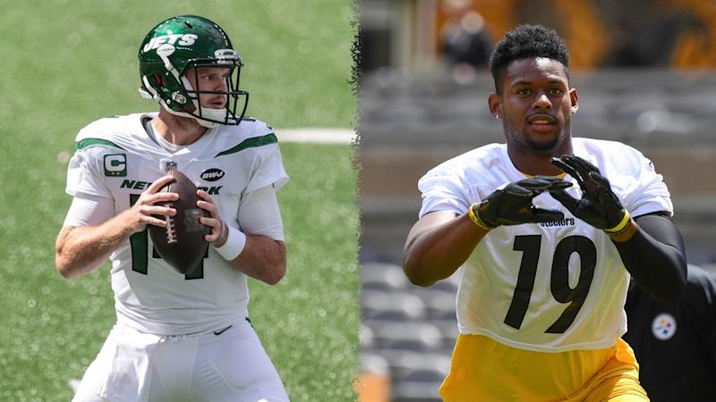 Sam Darnold/JuJu Smith-Schuster