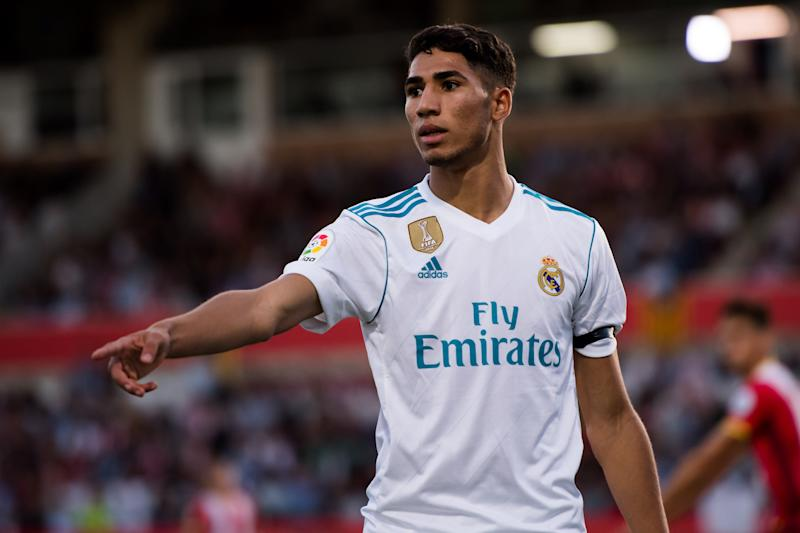 Hakimi can't be counted on vs. Bayern Munich, says ex-Real Madrid coach Jorge Valdano