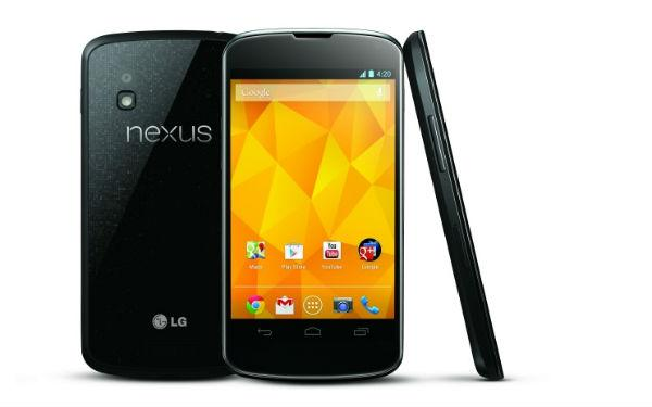 Google's Nexus 4 Smartphone Brings Quad Core and Android 4.2
