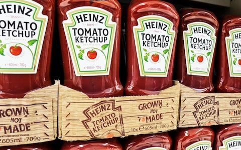 ketchup  - Credit: Corbis Documentary