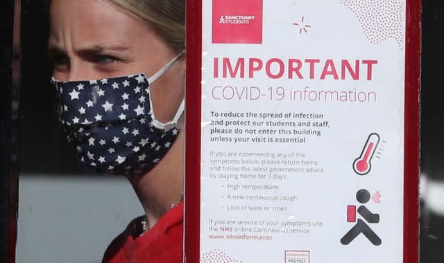 Coronavirus: University students expected to be allowed to return home for Christmas, Downing Street says