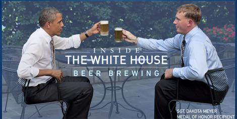 White House Releases Obama's Beer Recipe