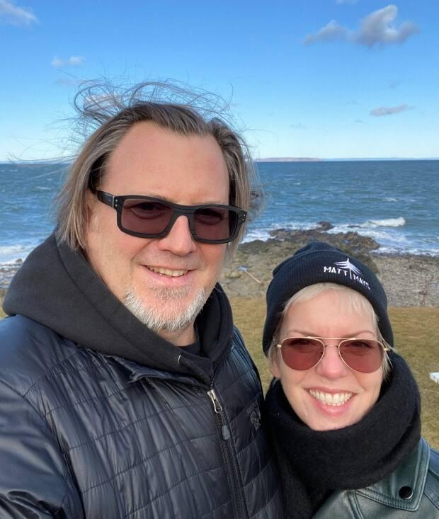 Andrew Turner, (left, and wife Karen MacRae are moving from their Huntsville, Ont., home on May 31, but are unsure about how their situation applies to the latest Nova Scotia restrictions on people moving into the province.