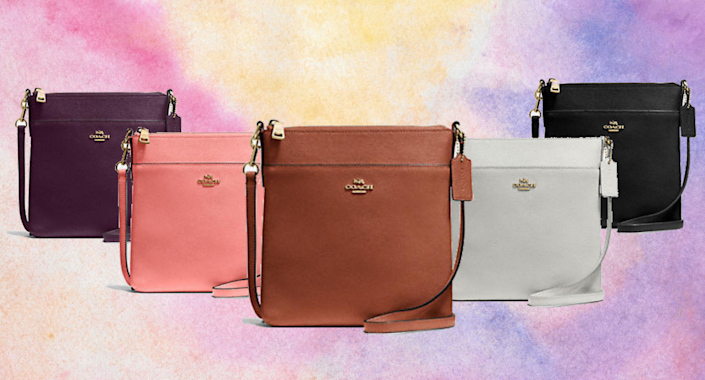 Save 20% on the Kitt Messenger Crossbody Bag and more styles at Coach.