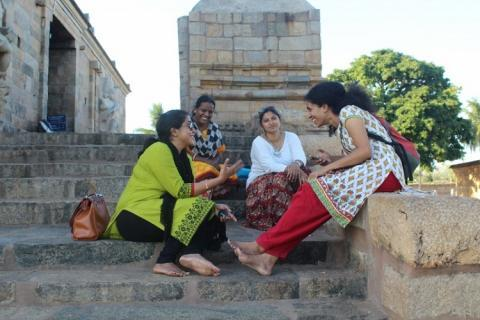 For the love of 'Ponniyin Selvan': How four women went on a road trip to relive the Chozha era