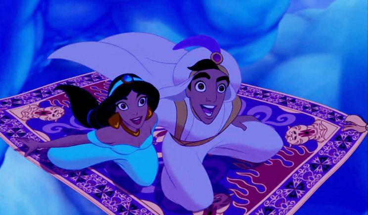 Disney's live-action Aladdin finds its leading stars - Credit: Disney