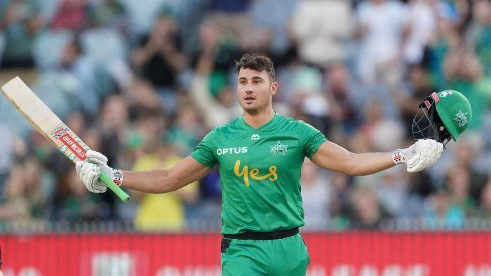 Stoinis was the highest run-scorer in the BBL 2019-20