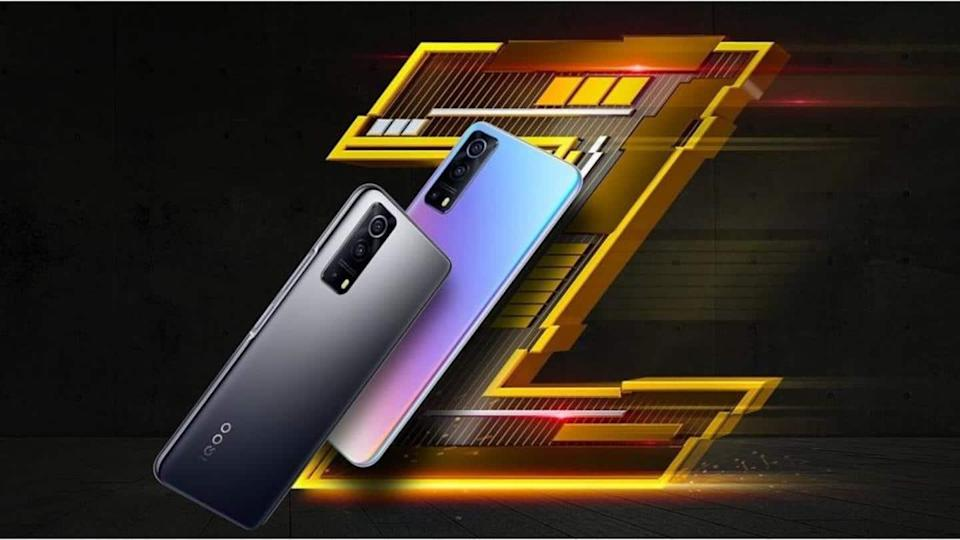iQOO Z5 teased on Amazon, India launch and availability confirmed