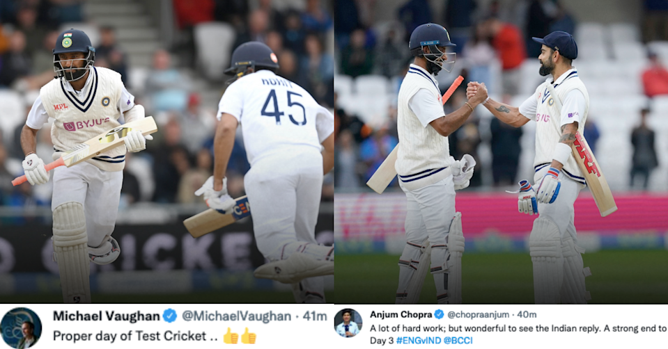 England vs India 2021: Twitter Reacts As India Puts Up Sturdy Fight On Day 3, England Still On Top